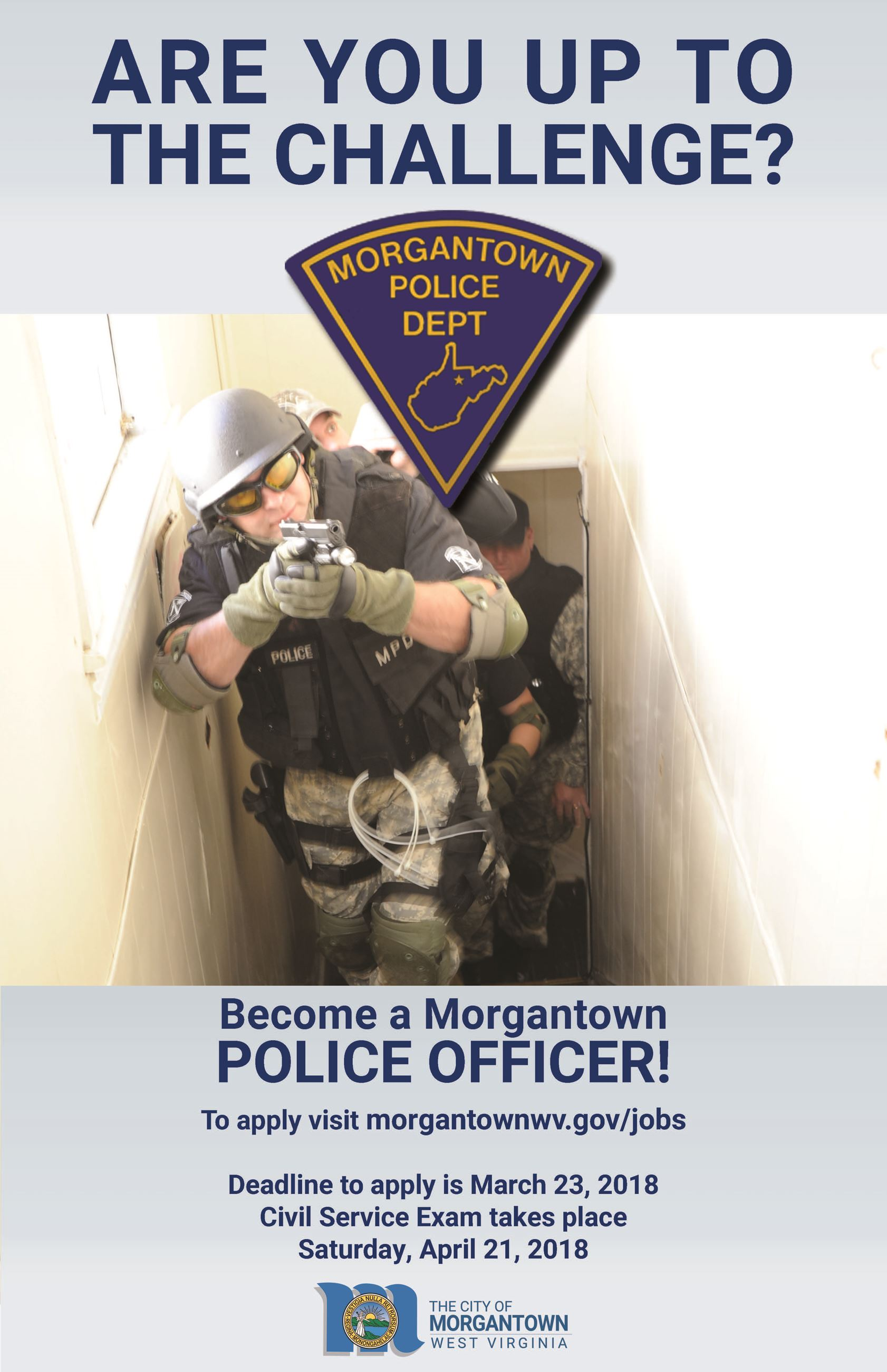 MPD Recruitment Flyer