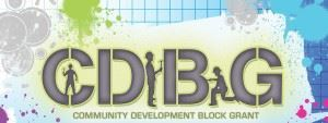 Community Development Block Grant Logo