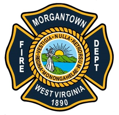 Morgantown Fire Department Patch