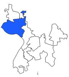 Map of Ward 4