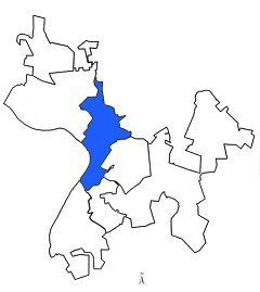 Map of Ward 3