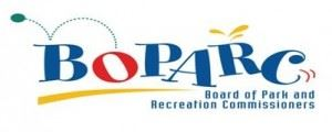 Board of Park and Recreation Commissioners (BOPARC) Website