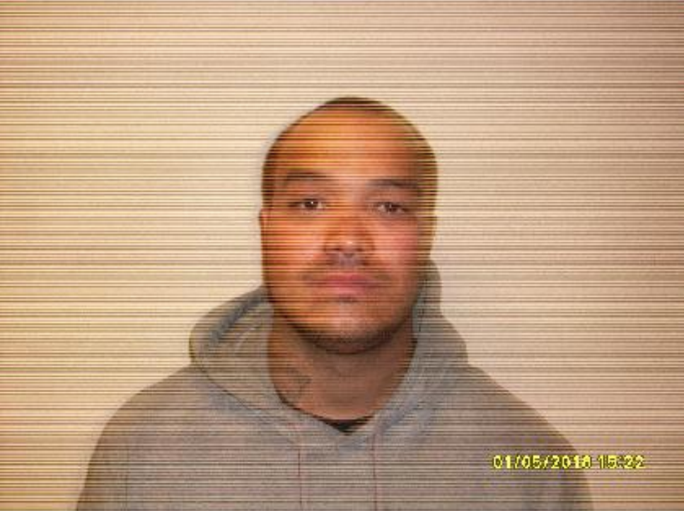 A picture of Michael Corney. Who is being sought by the Morgantown Police Department.